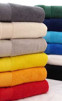 sauna handtücher besticken